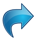 Actions-blue-arrow-redo-icon